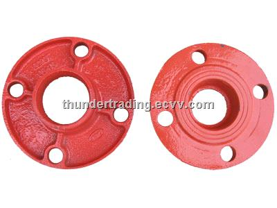 Flanges Adaptor for Fire Pipe,Pipe Fittings,Groove Fittings