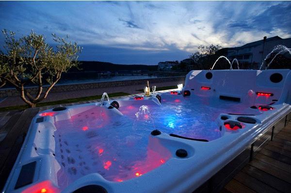 Swim Spa For Sale >> Hot Sale 8 Meter Garden Swim Pool Sr859 Hot Swim Spa From China