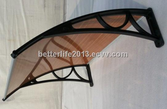 PC door canopy roof door awning PC Canopy Entry Canopy Door canopy