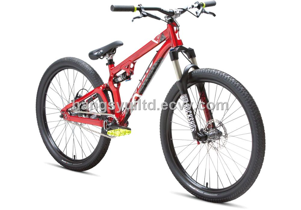 f3c2f962ecb Pslope Full Suspension Dirt Mountain Bike 2014 from China ...