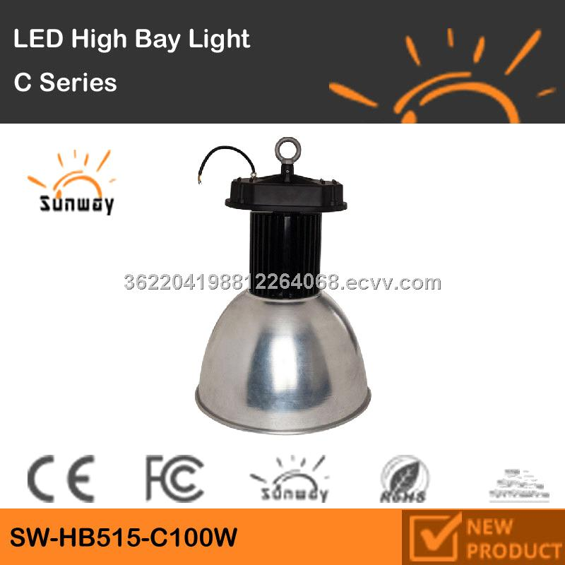 USA Bridgelux industrial led high bay light&IP65 led high bay light&100w led high bay light