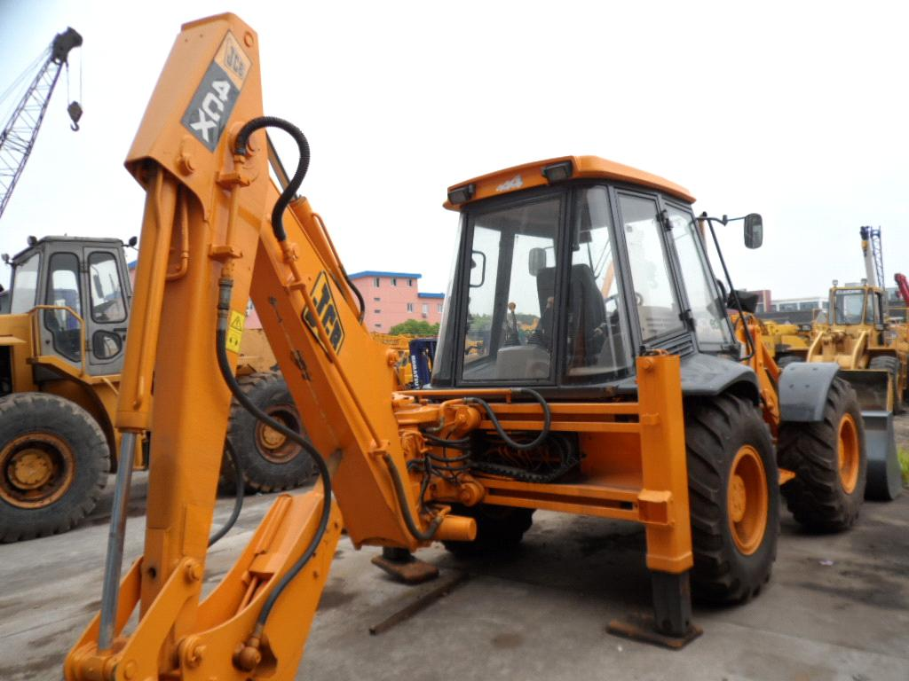 Used JCB 4CX/4CX JCB Backhoe Loader Original from USA Ready for Sell