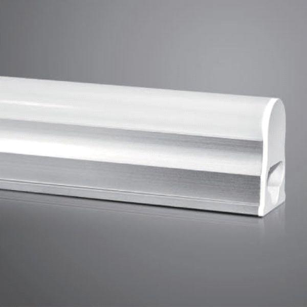 T5 Led Tube Integrated Body Aluminium Plastic Housing From