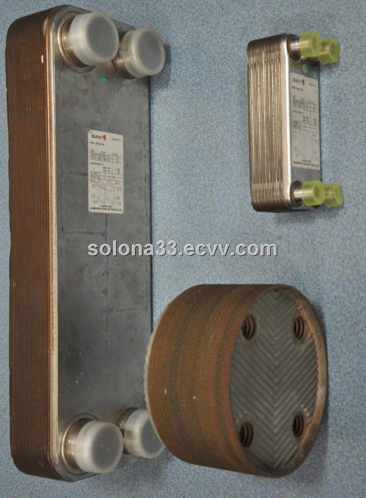 brand plate heat exchanger