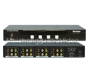 2016 Best Selling Product Best AV Matrix Switcher