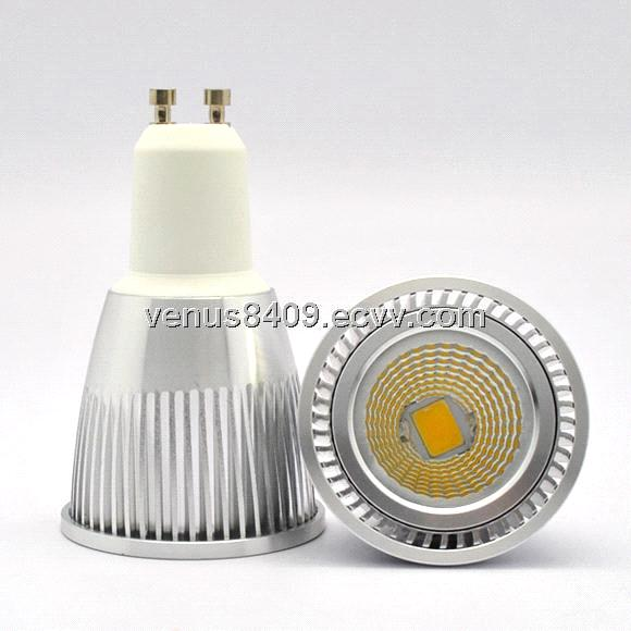COB 5W Gu10 Led Spotlight