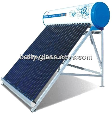 Integrated Solar Water Heater, Solar Heat Collector, Solar Heat Water System
