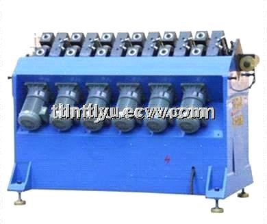 TL-101 Tube rolling equipment for heating element or electric heater