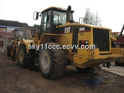 Used Caterpillar 966G Loader/original loader 966g