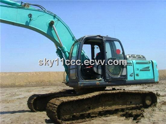 Used Cheap Kobelco SK350-8 Excavator made in japan from