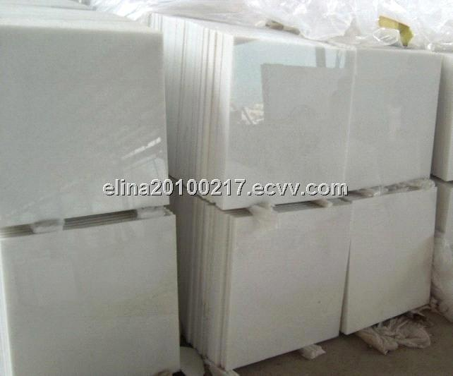 White marble for floor$wall&countertop