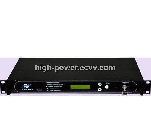 27-33dBm High Power Fiber Amplifier Rack
