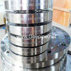 ASME B 16.5 china forged stainless steel plate forged Flange