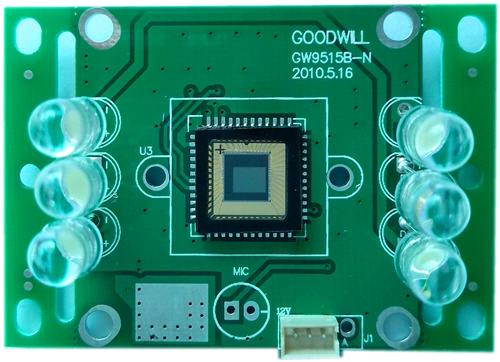 B/W NTSC COMS 420TV Lines   camera board of doorbell/ CMOS  camera board  lens of video door phone