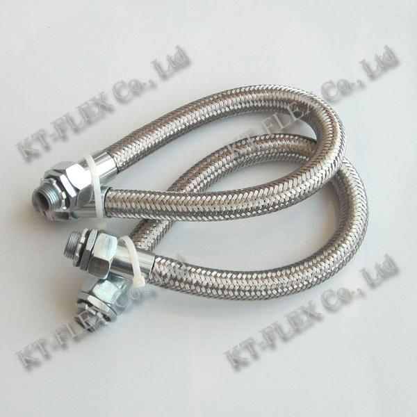 Chemical industrial electrical flexible explosion proof conduit