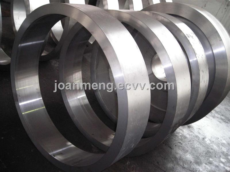 Forged Steel Rolled Ring For Slewing Bearing