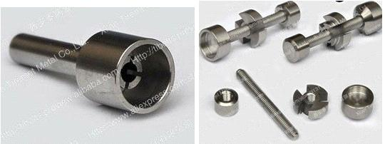High Quality Titanium domeless nails 18mm
