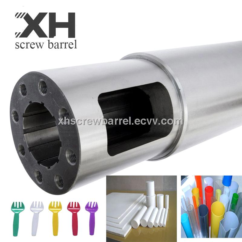 High-speed screw cylinders for PP/PPR pipe