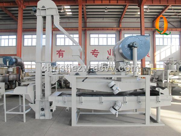 Hot sale pumpkin seeds peeling machine