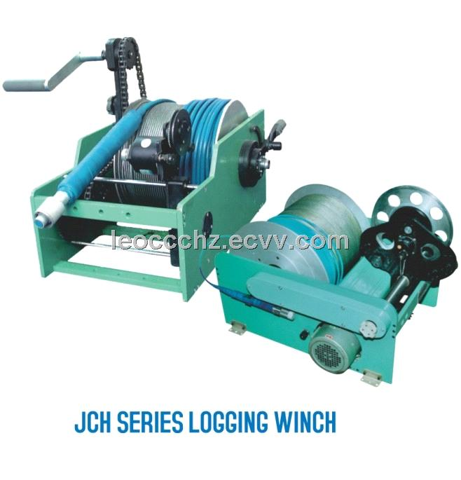 JCH- Well Logging Winch and Cable