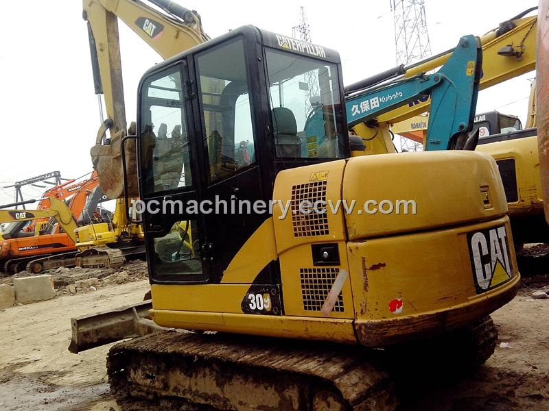 Mini Excavator Used CAT 309 For Sale