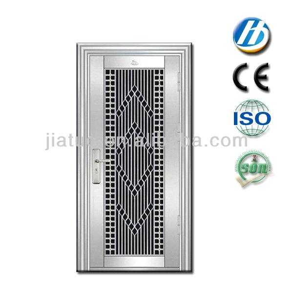 SS42 Gate Design Fashion Frosted Glass Bathroom Door