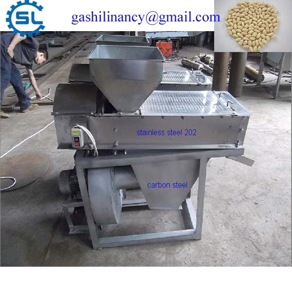 Stainless steel multifuntional peanut red skin peeling machine