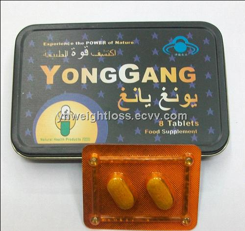 Yong Gang Herbal Sex Enhancer for Man