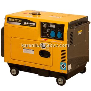 air cooled diesel generator