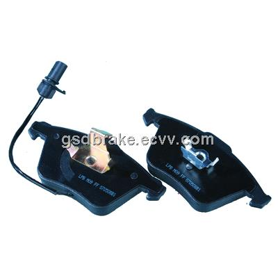 auto parts disk brake pads brake shoes