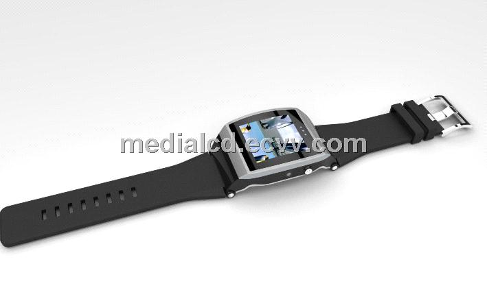 High Tech GSM GPS Camera Bluetooth Android Jav Internet Cheap Video Chat  Watch Phones for Sale