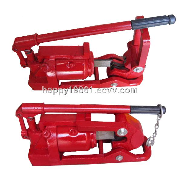 Steel Cutter South Africa: Portable Hydraulic Steel Wire Rope Cutting Machine From