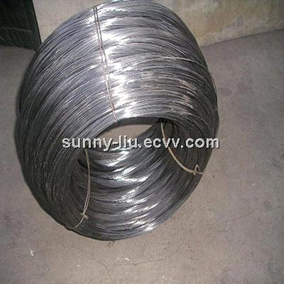 16 gauge black annealed soft iron costruction binding wire