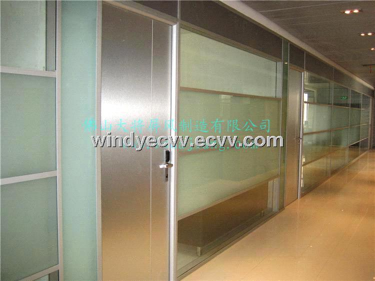 Glass Movable Partition