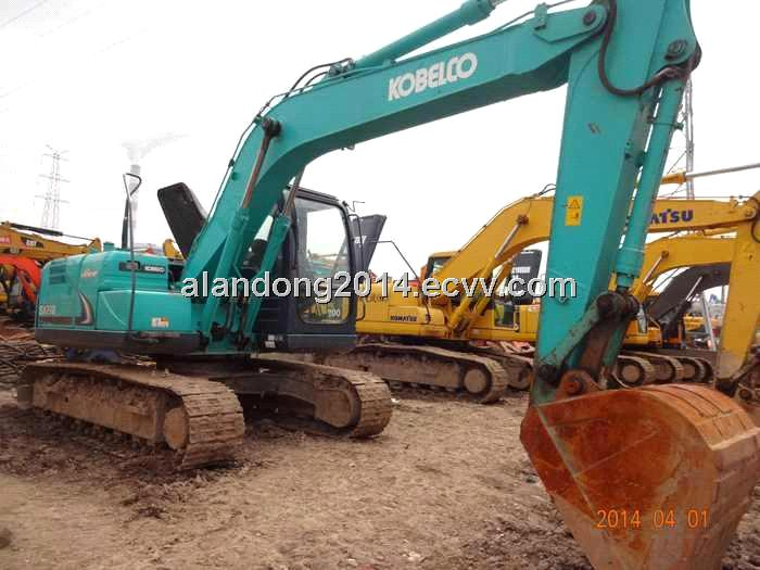 JAPAN used kobelco SK140LC-8 excavator from China