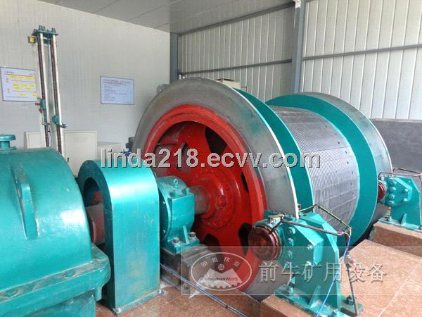 JK series Mining hoist,mine winch,mine winder for lifting mining equipment