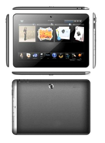 10.1 Inch Quad Core Tablet PC T18