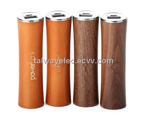 2014 new design ! New design charger mobile accessories wood power bank .