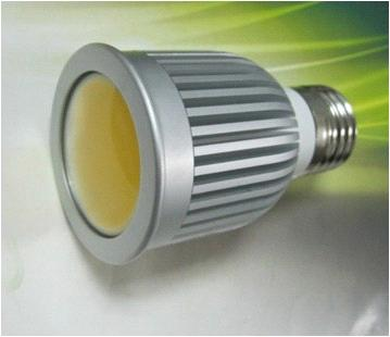 5W COB LED Spot Light Bulb Lamp 400LM High CRI > RA 90 MR16 GU10 E27 AC85-265V DC12V