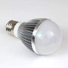 5w led e27 bulb light