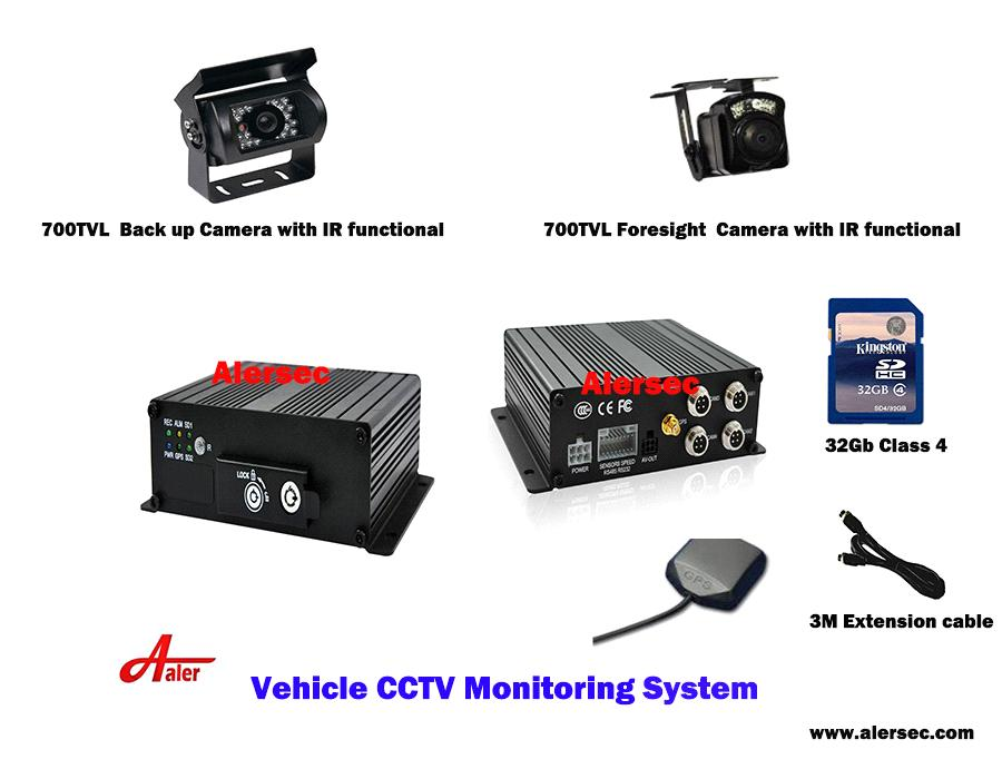 AL1000 Basic SD Card Mobile DVR