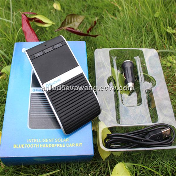 Best Christmas Gift ALD68 solar car kit bluetooth 4.0