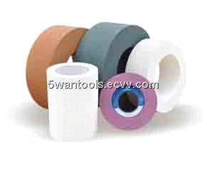 Bonded abrasive grinding sharpening wheels
