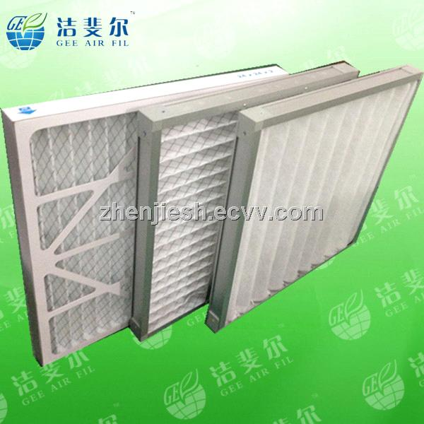 G4 Primary replaceable and Washable panel air pre-filter supplier high quality