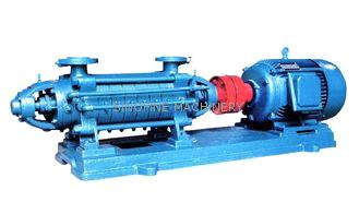 Horizontal Multistage Boiler Feed Centrifugal Water Pump Industrial Multistage