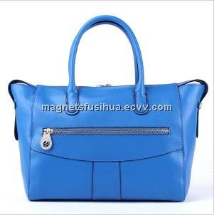Newest Arrival & Fashionable Ladies Leather Tote Bag/Handbag