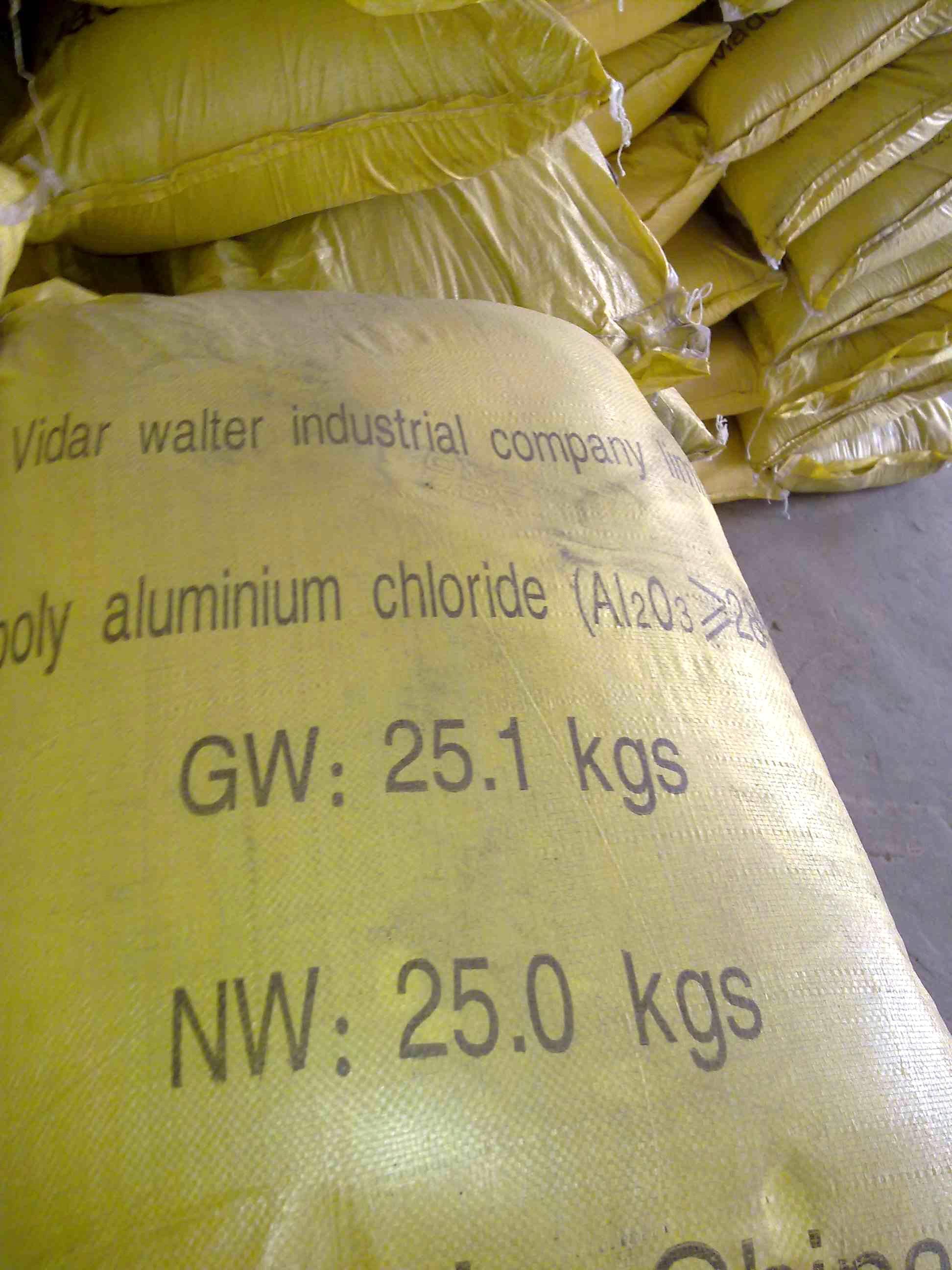 Polyaluminium ferrous chloride 30% PAFC from China Manufacturer ...