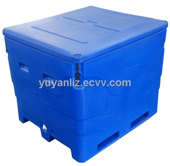 Rotomolded Fishing Cooler, cooler box 600ltr, fish box