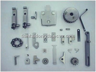 Spare parts for stitching head