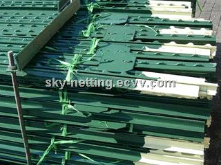 7d52dd9c9d0 T Bar Fence Post Paint Green T Post Metal T post purchasing